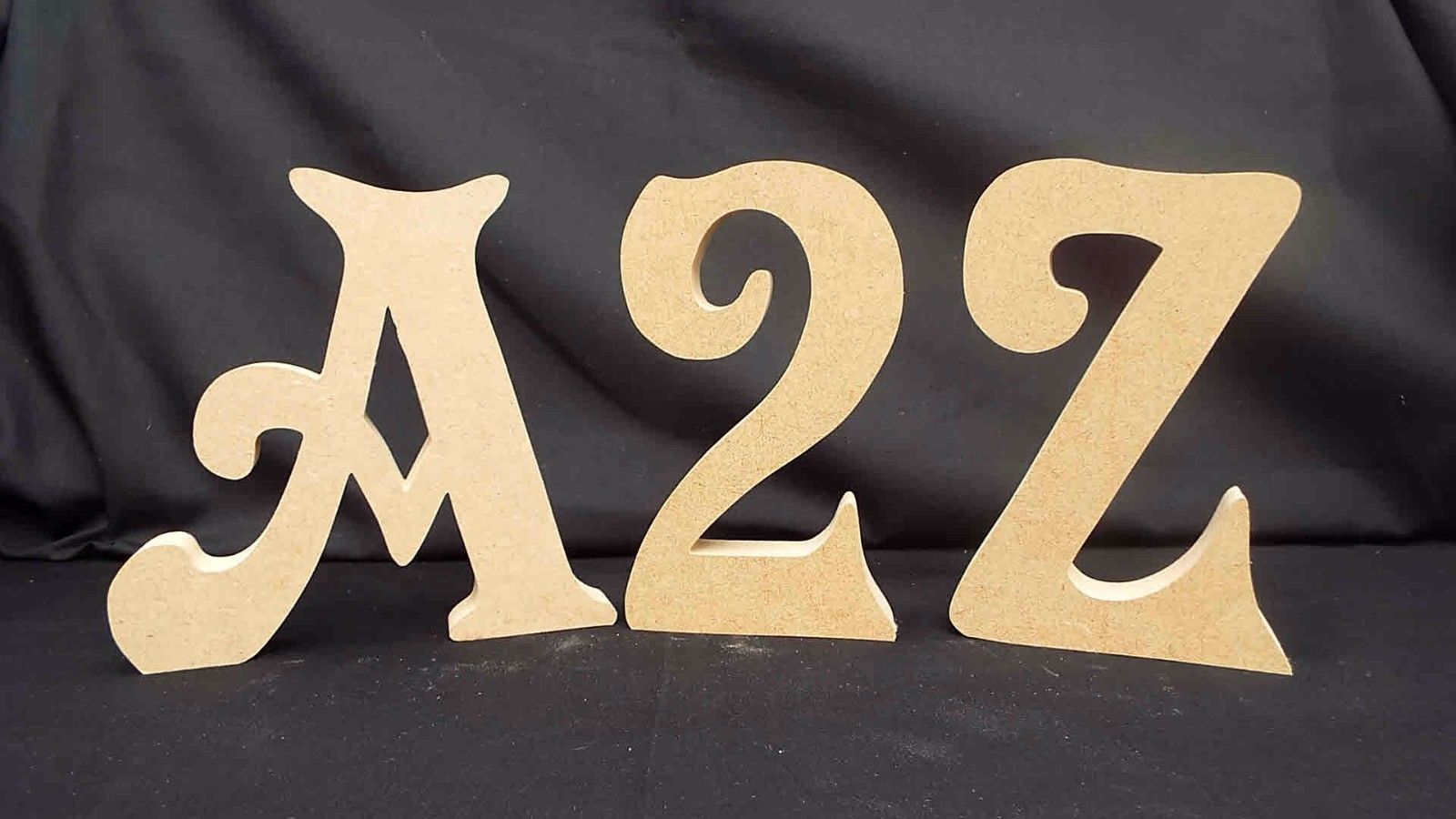 Free Standing Wooden Letters Home Decor Name Large Wooden